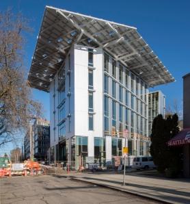 Bullitt Center in Seatle, WA (image source: Groundworks Strategies)